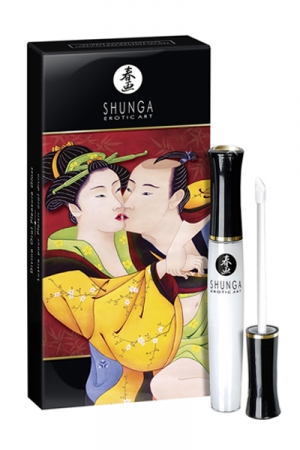 Gloss Divin plaisir oral - L'art du plaisir oral ultime, by Shunga!