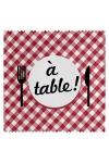 Préservatif humour - A Table